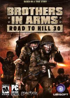 Brothers in Arms Road to Hill 30 DVD