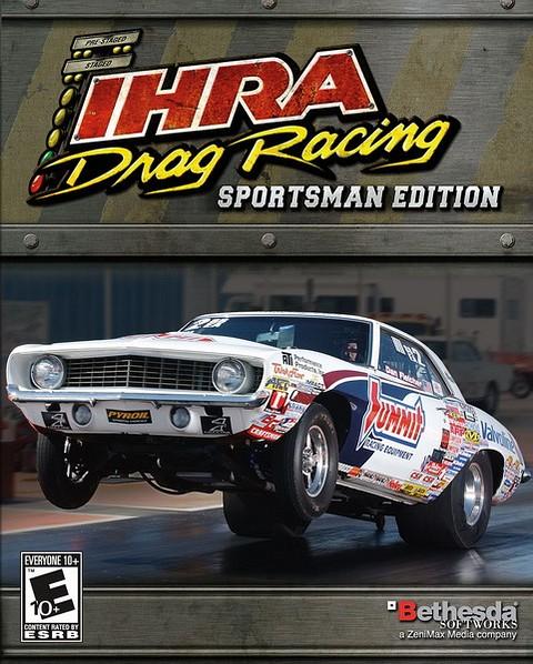 IHRA Drag Racing Sportsman Edition [PCCD][English]