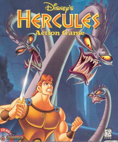 Disneys's Hercules Action Game