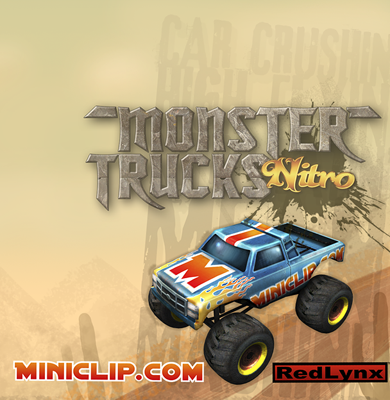 Monster Trucks Nitro v1.0 Cracked