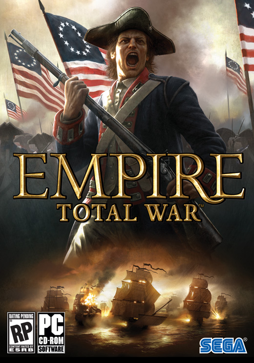 Empire Total War Special Forces Edition